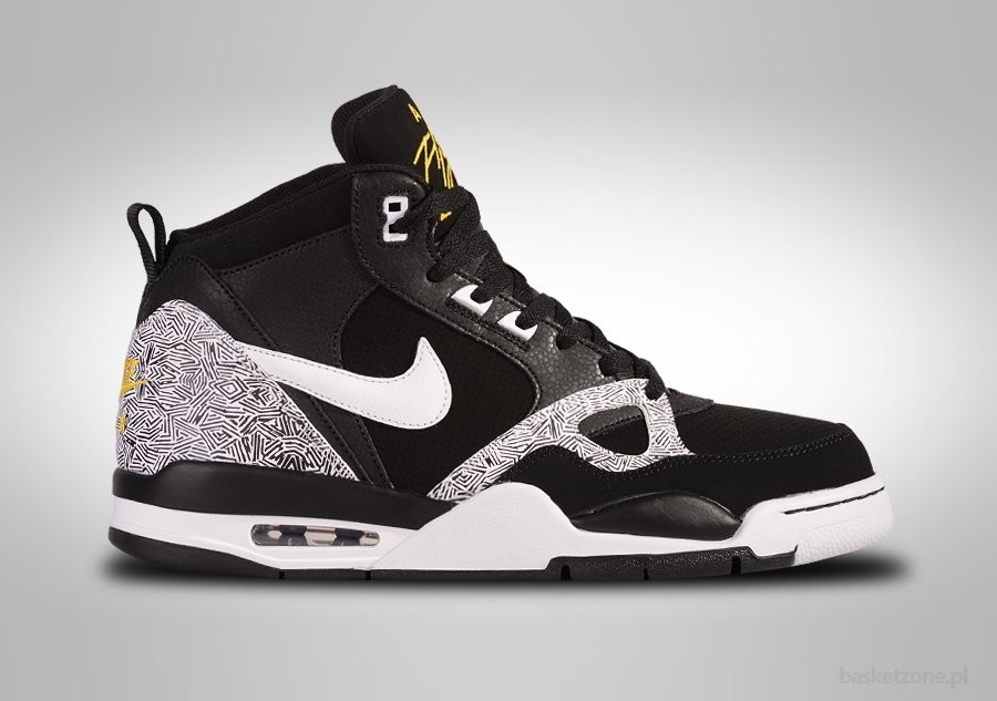 NIKE AIR FLIGHT '13 BLACK TOTEM