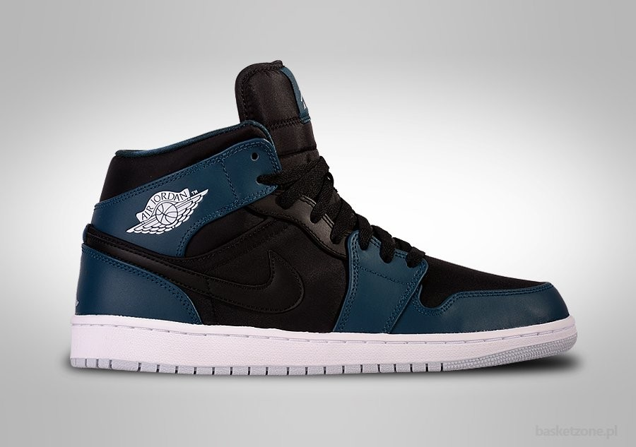 NIKE AIR JORDAN 1 RETRO MID NIGHTSHADE