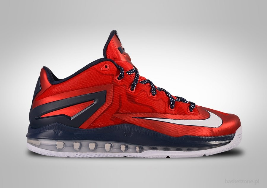 NIKE LEBRON XI LOW INDEPENDENCE DAY