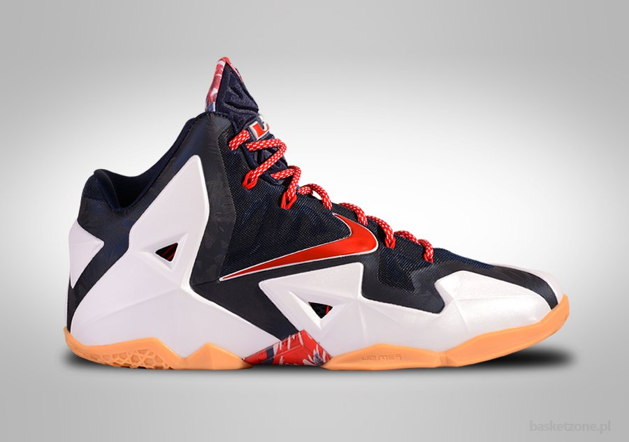 NIKE LEBRON XI USA INDEPENDENCE DAY