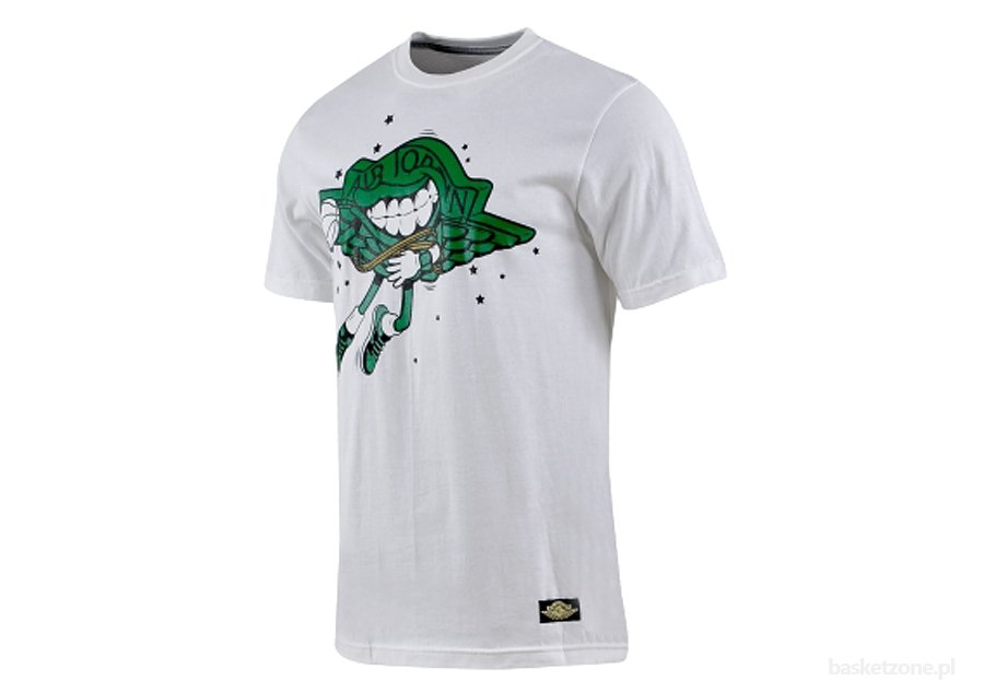 NIKE AIR JORDAN WINGS CHARACTER TEE WHITE