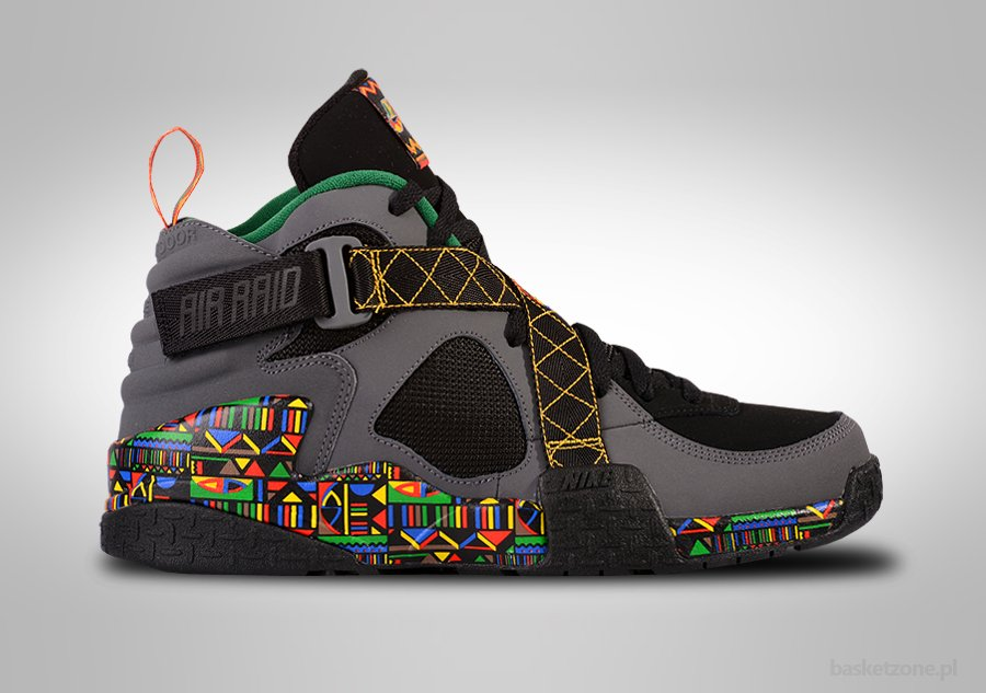 NIKE AIR RAID PEACE RETRO