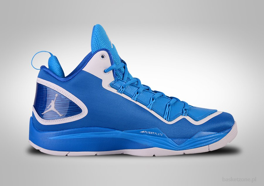 NIKE AIR JORDAN SUPER.FLY 2 PO SPORT BLUE BLAKE GRIFFIN