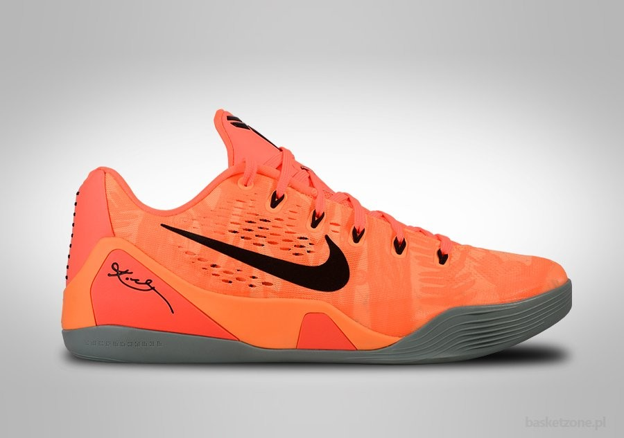 NIKE KOBE 9 EM LOW PEACH CREAM