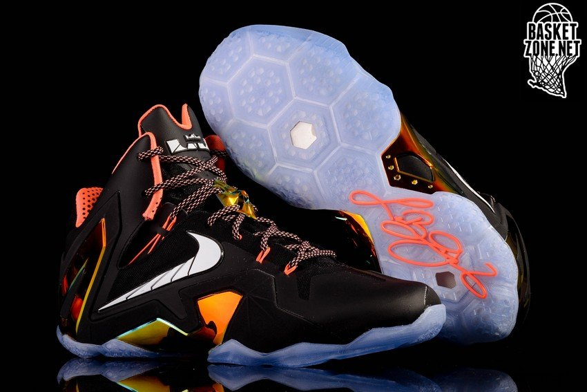 new product f2b3d 1c9b4 NIKE LEBRON XI ELITE GOLD PACK COLLECTION