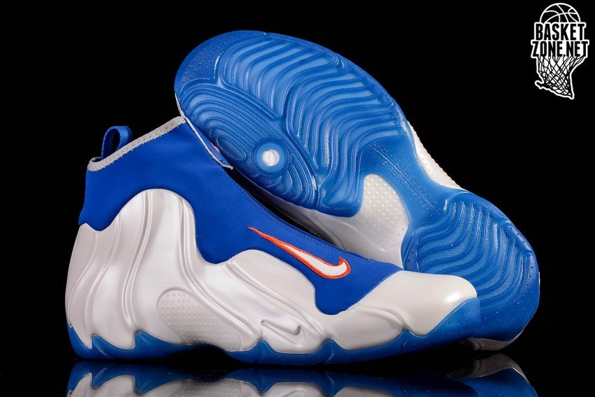 new concept b0b7a 6d294 NIKE AIR FLIGHTPOSITE 2014 NEW YORK KNICKS