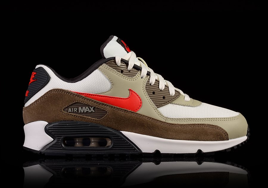 NIKE AIR MAX 90 ESSENTIAL SUMMIT WHITE CHALK