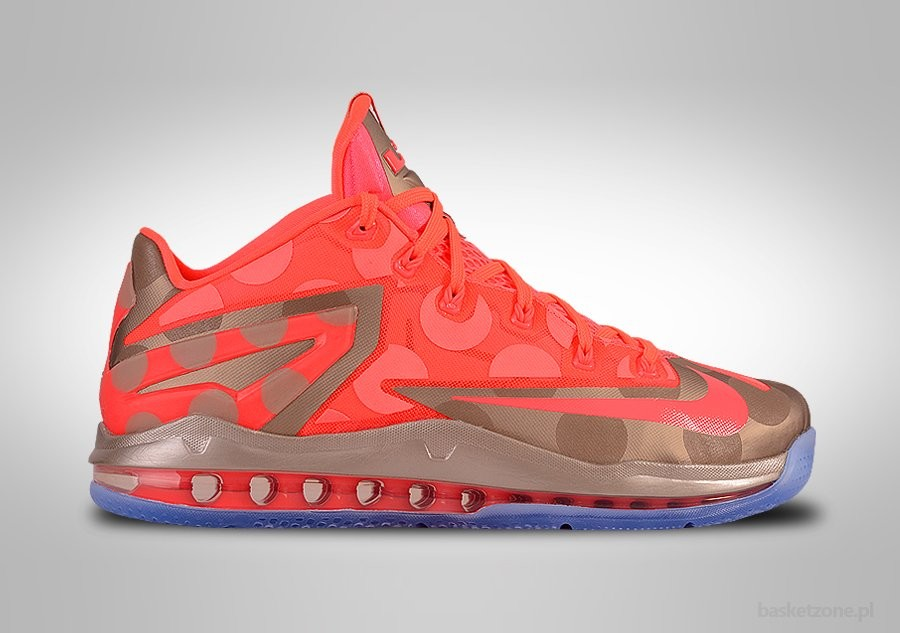 NIKE LEBRON XI LOW MAISON DU LEBRON COLLECTION QS