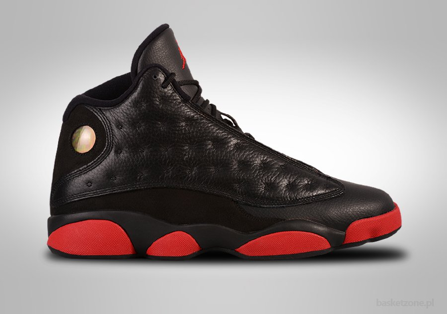 NIKE AIR JORDAN 13 RETRO DIRTY BRED GS (SMALLER SIZES)