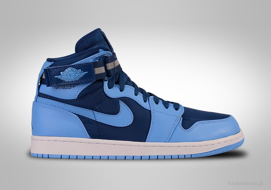NIKE AIR JORDAN 1 HIGH STRAP NORTH CAROLINA