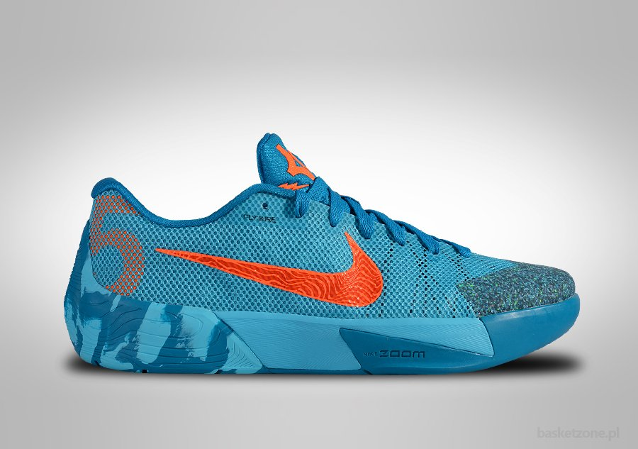 NIKE KD TREY 5 II CLEARWATER TOTAL ORANGE