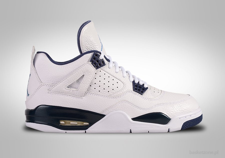 NIKE AIR JORDAN 4 RETRO LS COLUMBIA