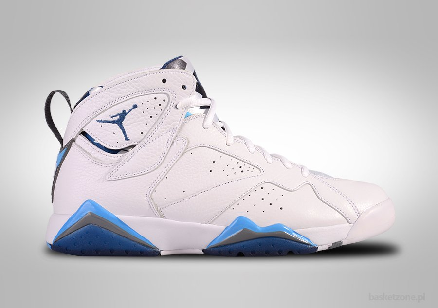 NIKE AIR JORDAN 7 RETRO GS FRENCH BLUE