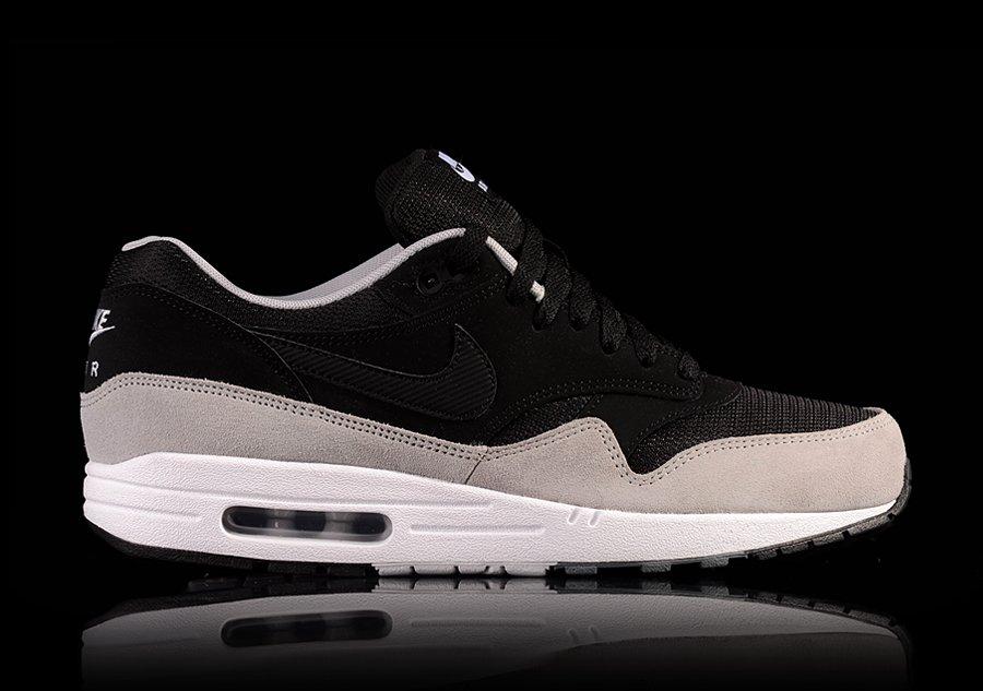 Nike Sportswear AIR MAX 1 ESSENTIAL Tenisówki i Trampki blackflat silver Ceny i opinie Ceneo.pl