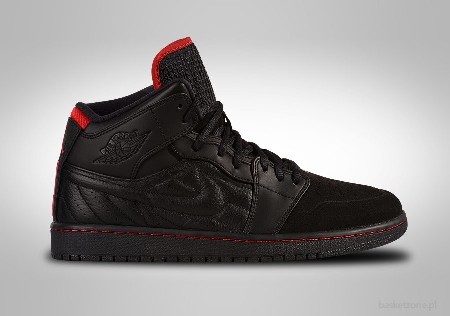 NIKE AIR JORDAN 1 RETRO '99 BRED