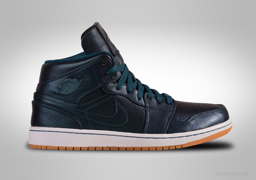 NIKE AIR JORDAN 1 RETRO MID NOUVEAU SPACE BLUE