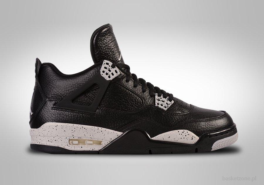 Nike Air Jordan 4 Retro BG OREO