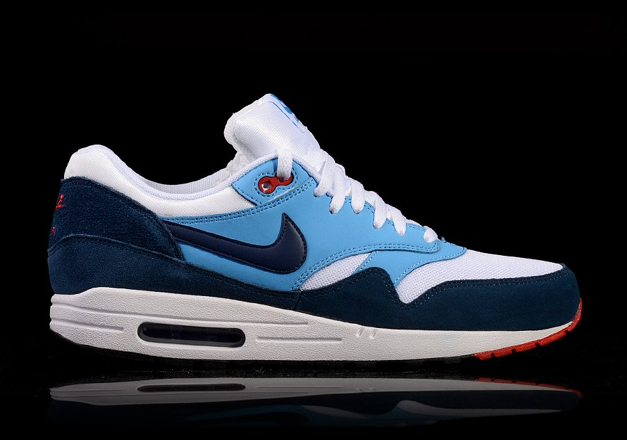 NIKE AIR MAX 1 ESSENTIAL MIDNIGHT NAVY