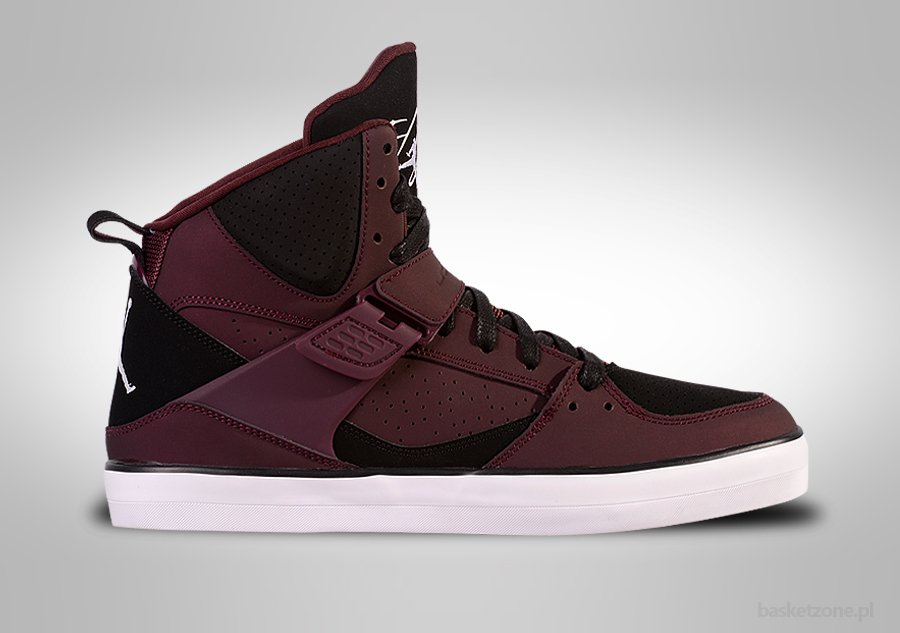 NIKE AIR JORDAN FLIGHT 45 VULCANIZED BURGUNDY