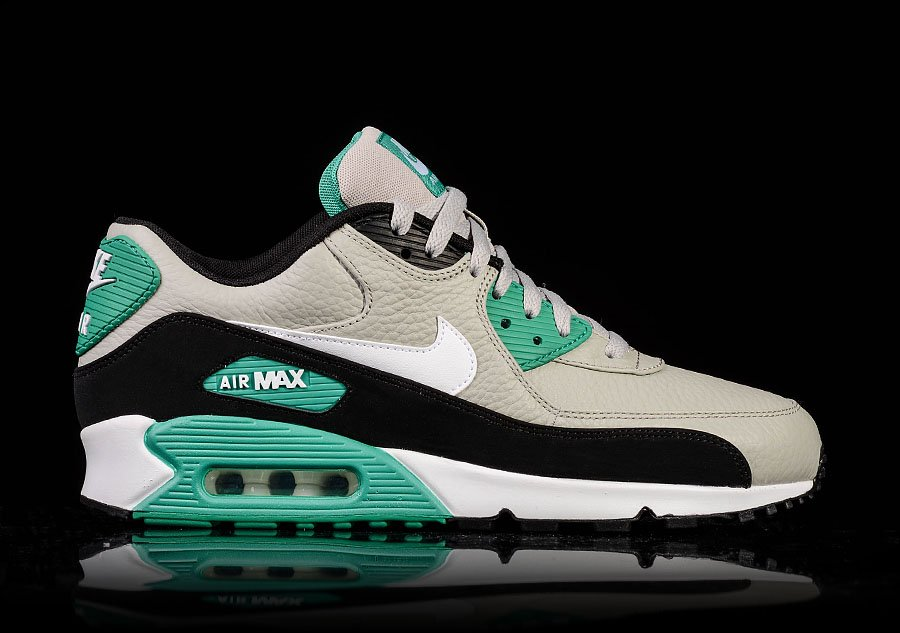 NIKE AIR MAX 90 LTR EMERALD GREEN