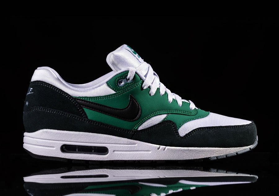 NIKE AIR MAX 1 ESSENTIAL GREEN SUEDE