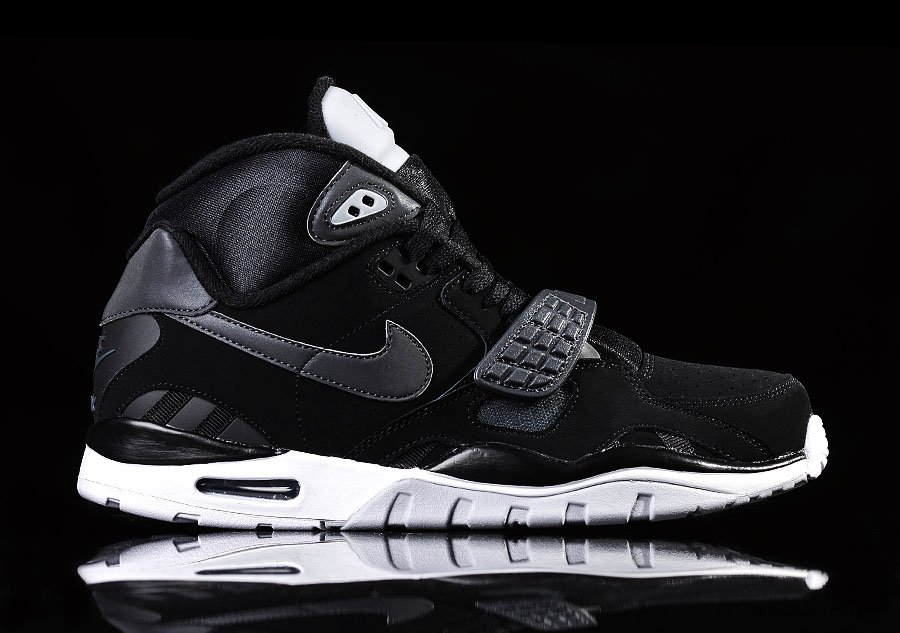 NIKE AIR TRAINER SC II BLACK