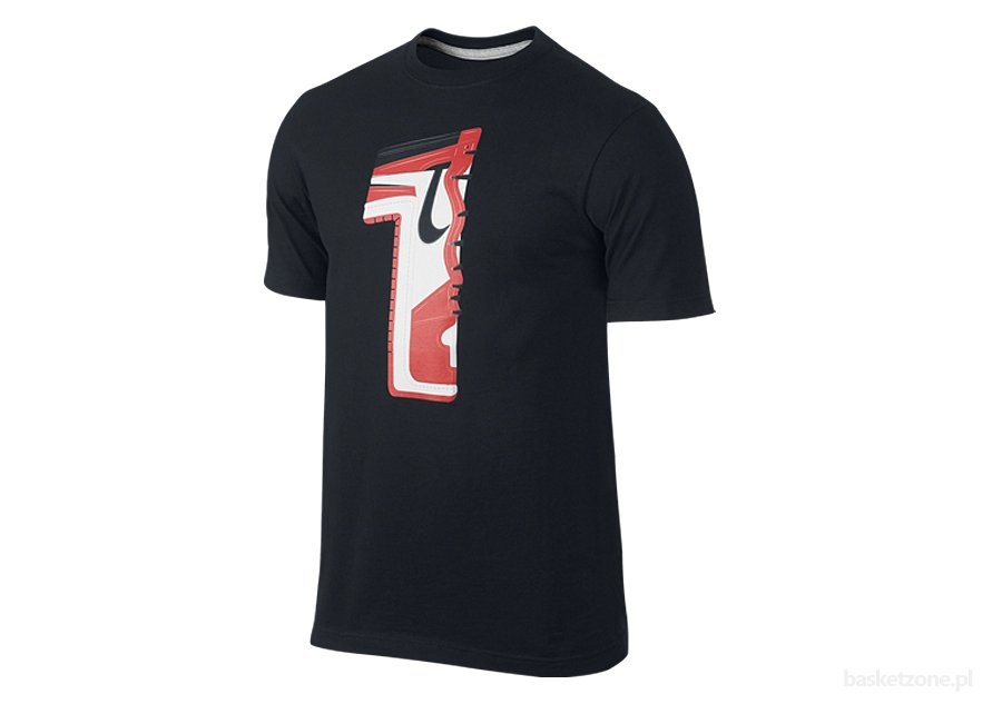 NIKE AIR JORDAN 1 NUMBERS GAME TEE