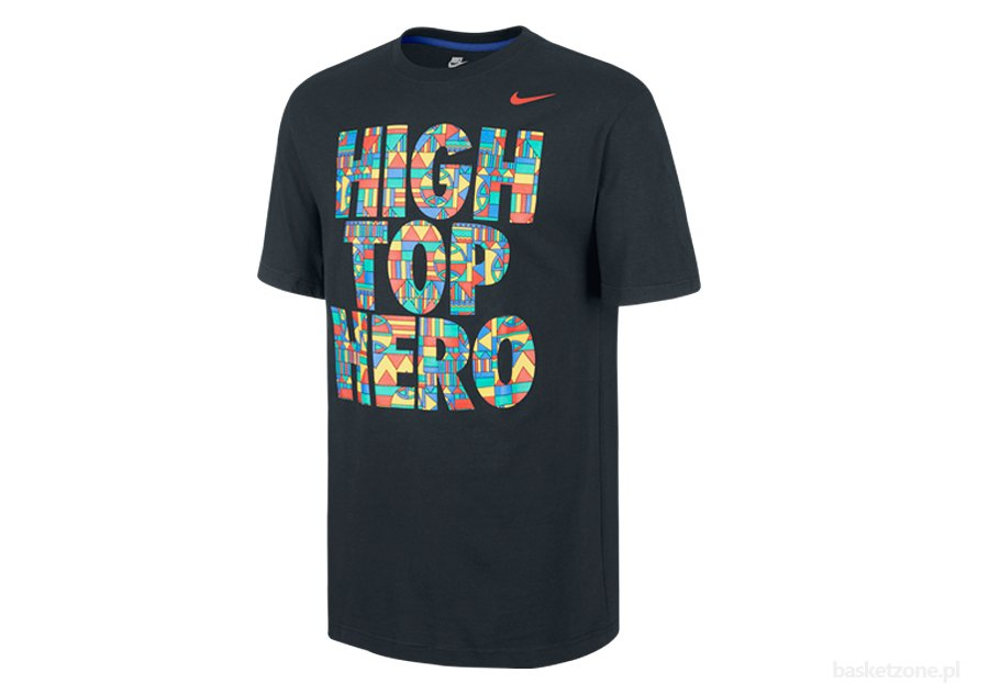 NIKE HIGH TOP HERO TEE