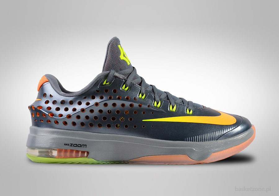 NIKE KD VII ELITE TEAM BLUE GRAPHITE CITRUS