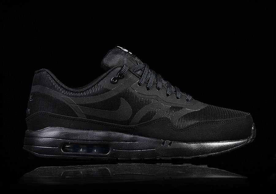 NIKE AIR MAX 1 PRM BLACK REFLECTIVE