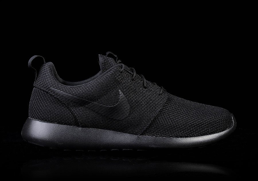 NIKE ROSHE ONE INTENSE BLACK