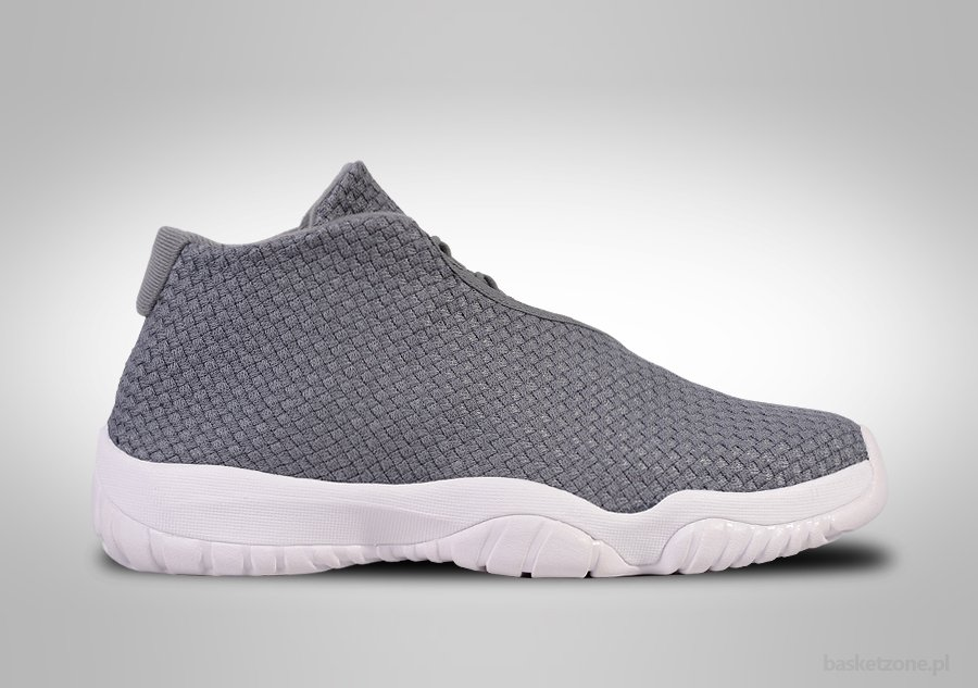 NIKE AIR JORDAN FUTURE COOL GREY WHITE
