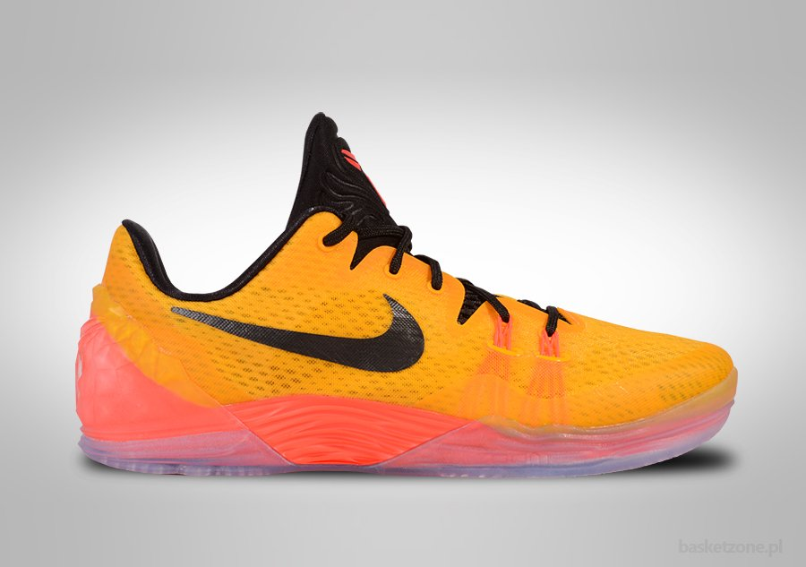 NIKE ZOOM KOBE VENOMENON 5 UNIVERSITY GOLD BRUCE LEE