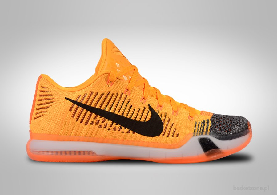 NIKE KOBE 10 ELITE LOW 'CHESTER'