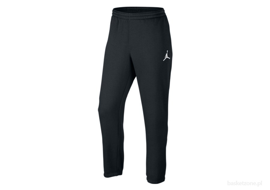 NIKE JUMPMAN BRUSHED WC PANT BLACK