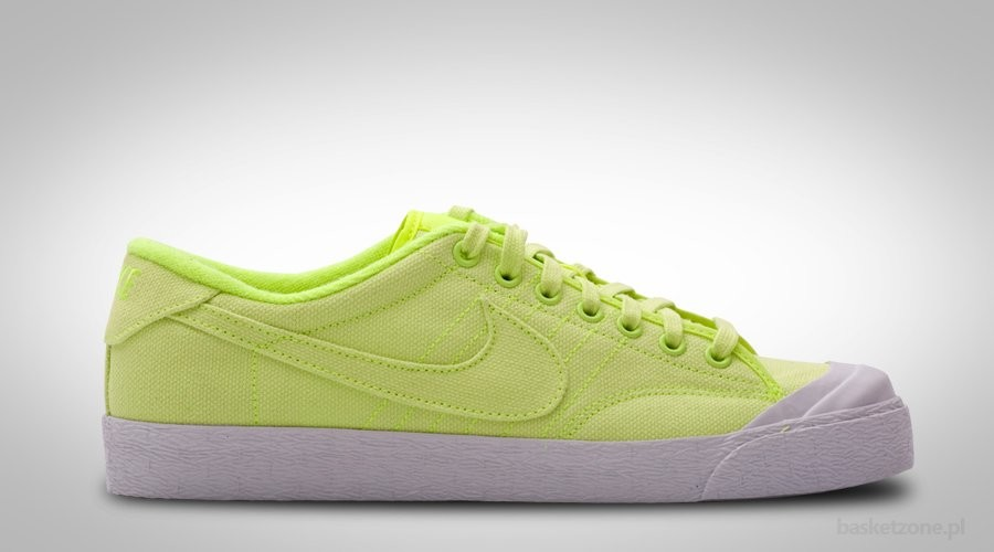 NIKE ALL COURT PREMIUM LIME GREEN
